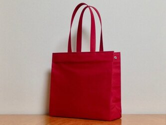 SQ-3 Tote Bag[赤]の画像