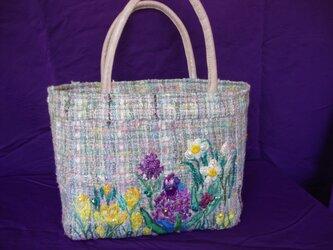 dreamy spring bag*春の夢バッグの画像