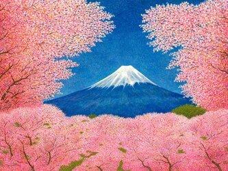 美し(うまし)国の春の画像