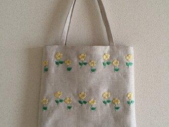 おさんぽバッグ オシロイバナの画像