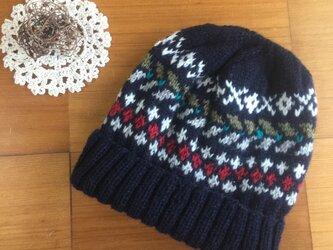 フェアアイル  帽子の画像