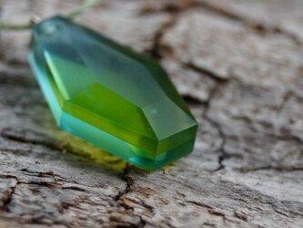 ウミノガラス SEAGLASS PENDANT -f-の画像