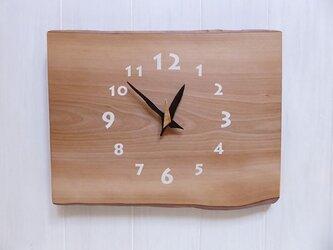 ヒメシャラの時計 34センチ 009s 文字盤白色の画像
