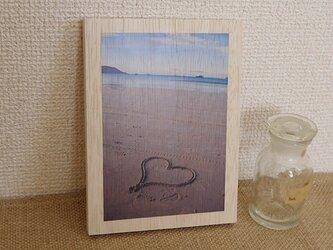 木製アートフォトパネル 002の画像