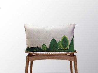 森のクッション The forest ヒノキの香りの画像