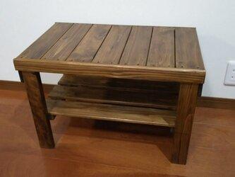 N 様 専用注文用 マルチラック特別寸法品・桧ローテーブル特別寸法品の画像
