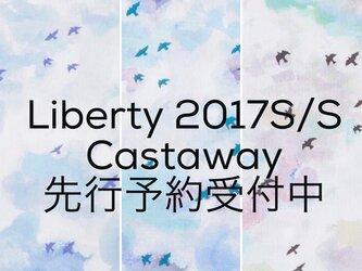 LIBERTY 2017S/S CASTAWAY 先行予約受付中の画像