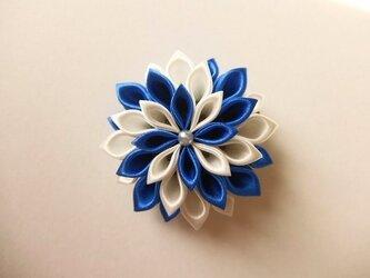 うずしお花のクリップ&ブローチlightの画像