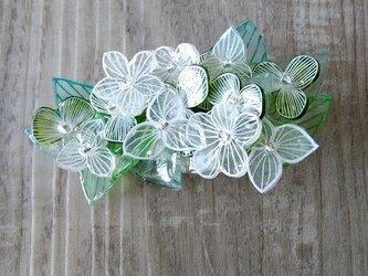【SALE】お花のピンブローチ×クリップ(2way)の画像