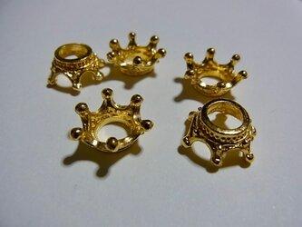 金色王冠の画像