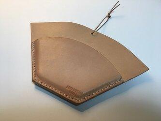 (受注製作) 革製 / コーヒーフィルターホルダーの画像