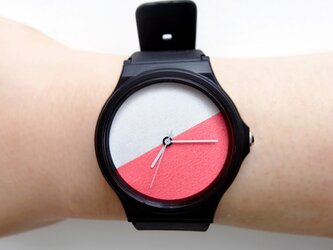 New!! Wrist watch 2color separateの画像