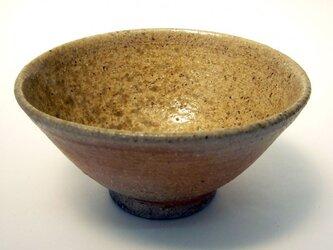 から松焼 自然釉 飯碗 2の画像