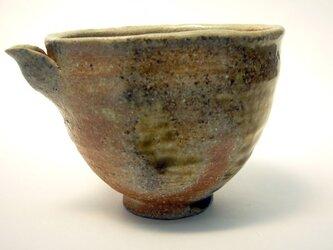 から松焼 自然釉 片口 2の画像
