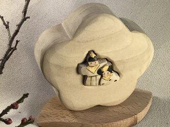 白梅「姫」お花ひなの画像