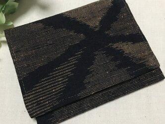 #108柿渋染め/カードケースの画像