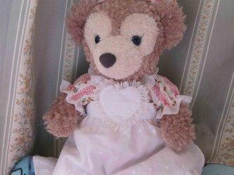 シェリー・メイの洋服エプロン付きの画像