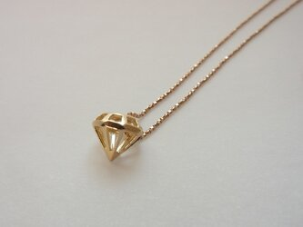 《SOLD OUT》diamond? -necklace-の画像