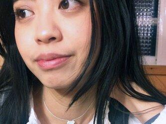 雨蛙ネックレス 小 - Kaiawaseの画像