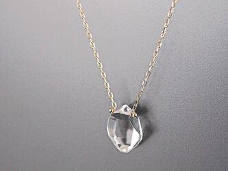 Herkimer Diamond Necklaceの画像