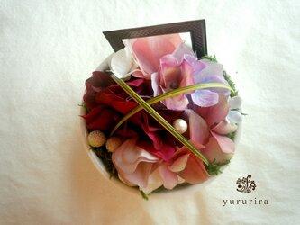 flower cakeの画像