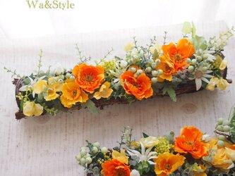春色ガーデンアレンジメント・2Way(平置き・壁掛け)タイプの画像