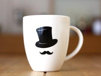 ジェントルマン  マグカップの画像