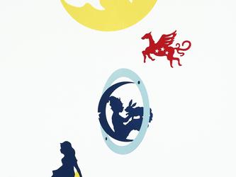 モビール:月の少年ーon the moonーの画像
