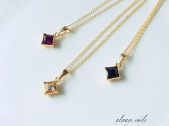 Square  Necklaceの画像