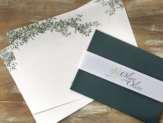 Olive & Olive 〜green breezeの画像