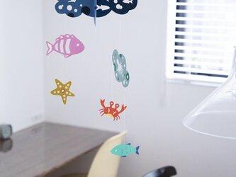 モビール:海の仲間たちーHappy Bubblesーの画像