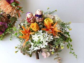 ご結婚お祝いや敬老の日のプレゼント♡ブランチアレンジの画像