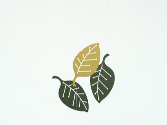 モビール:葉っぱーLeavesーの画像