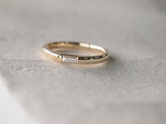 バケットダイヤ/指輪の画像