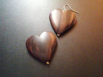 Love&エボニー(黒壇)の画像