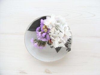 花皿-purpleの画像