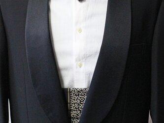 博多織カマーベルト フォーマル 礼装 ゴールド 金(KM-01)の画像