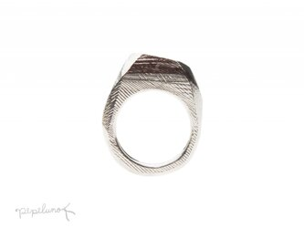 Silver925 重たすぎる指輪の画像