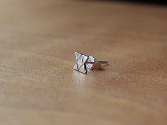 針突(ハジチ)切抜耳飾片耳イチチブシ rpc-48の画像