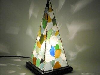 ピラミッドランプ L-5の画像