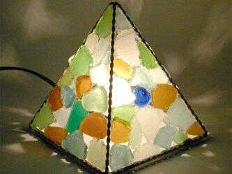 ピラミッドランプ S四面 No.22の画像