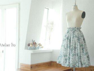 Liberty:Irma チュチュみたいなギャザースカートの画像