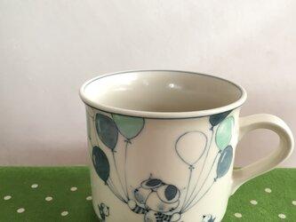 再販:マグカップ(風船あげる)の画像