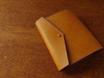 【受注生産】HOBONICHI TECHO cover(cousin size)/yellowの画像