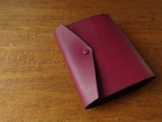 【受注生産】HOBONICHI TECHO cover(cousin size)/raspberryの画像