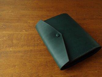 【受注生産】HOBONICHI TECHO cover(cousin size)/bluegreenの画像