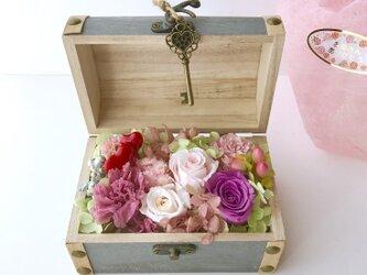 Flowerbox ♡preserved flowersの画像