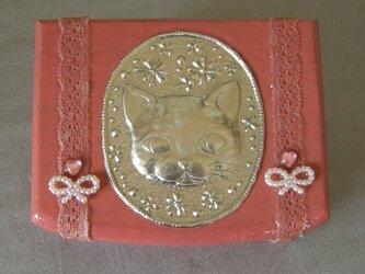 ミニボックス 猫の画像