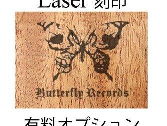 オプション【Laser刻印】の画像