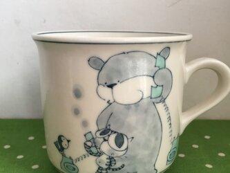 マグカップ(もしもし)の画像